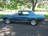 1968 Ford Mustang Coupe for sale (WA) - $17,900. 1968