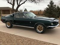 1968 FORD MUSTANG FASTBACK, SHELBY CLONE. VERY NICELY