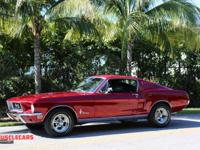 1968 Ford Mustang Fastback. Southern Car. restored.