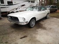 1968 Ford Mustang for sale (GA) - $22,900. 43,000