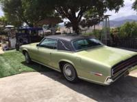 1968 Ford Thunderbird For Sale In Thousand Oaks,