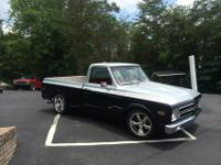 68 Chevy/GMC! WOW! This is a nice 68 GMC Short bed, new
