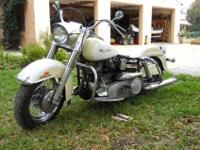 This Electra Glide is being sold by the 2nd owner and