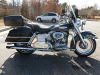 1968 Shovelhead in original, running, riding condition.