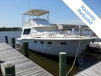1968 Hatteras 38 Convertible, One of the first of it's