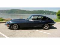 Year : 1968 Make : Jaguar Model : E-Type Exterior Color