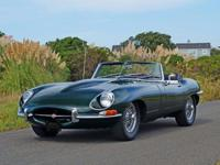 1968 Jaguar E-Type Series 68 Series 1.5 examples are