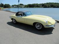 THIS 1968 JAGUAR XKE (E TYPE) HAS BEEN IN THE SAME
