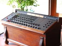 Up for sale is a Langevin AM-4 console loaded with 10