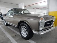 1968 Mercedes-Benz 280SL 2 Tops Restored No Rust.  On