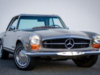 1968 Mercedes Benz 280 SL 280SL 280-SL from a Private