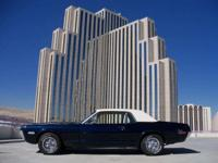 This 1968 Mercury Cougar 2dr Coupe features a 302c.i.