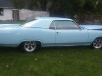1968 mercury marquis . 2 door hard top. 429 big