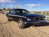 Selling my professionally restored 1968 Mustang GT