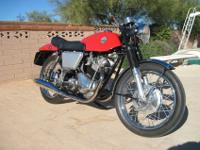 1968 Norton Commando Red Work WellFor a faster respond