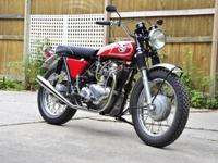 Numbers matching 1968 Norton P-11A. I am the second