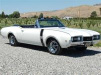 This is a Beautiful, Body-Off Restored 442 Convertible