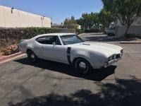 I'm selling my prized 1968 Oldsmobile 442 W30 in order
