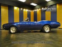 1968 Oldsmobile Cutlass S Convertible for sale. This is