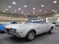 "This is a very nice, well maintained 1968 Cutlass ""442"