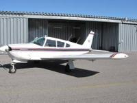 1968 Piper Arrow, PA28R-180, TTAF 2640, SMOH 690, SPOH
