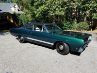 I have a beautiful 1968 Plymouth gtx in forest green