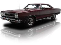 Chrysler worked hard to position the Plymouth GTX as a