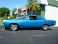 1968 Plymouth Road Runner, # matching 383 Magnum, 727