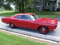 1968 PLYMOUTH ROAD RUNNER, 1968 Plymouth HEMI Road