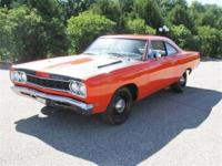 Just in is this great looking 1968 Plymouth Road Runner