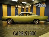 1968 Plymouth Road Runner 426 Hemi for sale. Thats