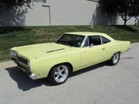 1968 Plymouth Road Runner ..44,685 Miles ..Original