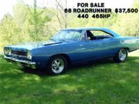 Price Reduction Sept 2013. This Road Runner lives up to