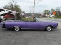 Very nice 1968 Plymouth Sport Fury Convertible. 318 V-8