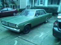 1968 Plymouth Valiant for sale (NC) - $21,900 39,000