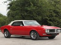 Attractive cult classic from the muscle car era with a