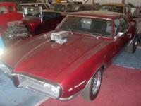 This is a Pontiac, Firebird for sale by Beebe's Motors.