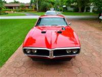 1968 Pontiac Firebird For sale 1968 Firebird 400 4spd