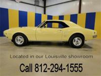 If you want the best, then this 1968 Pontiac Firebird