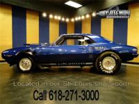 1968 Pontiac Firebird drag car up for grabs. If you