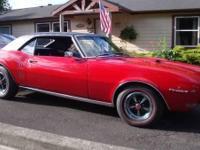 1968 Pontiac Firebird for sale (OR) - $28,000. '68