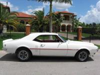 1968 Pontiac Firebird 2DR HT Florida Car 350 V8 HO