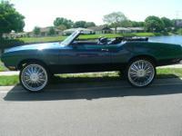 """1968 Pontiac Firebird 2DR HT Rare Car With Factory """"HO"""""""