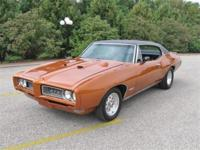Just in is this eye catching 1968 Pontiac Lemans GTO