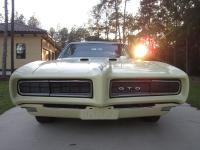 1968 Pontiac GTO Butternut Beautiful and Fully