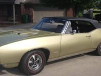 1968 Pontiac GTO for sale (KY) - $33,000 '68 Pontiac