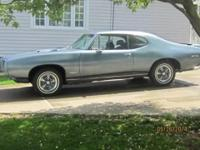 1968 Pontiac GTO for sale (PA) - $20,900 68 GTO 400