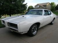 1968 Pontiac GTO. Numbers matching car!  Bought it out