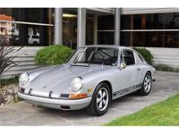 1968 PORSCHE 911 L - Rally Car Special Factory Rally