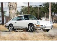1968 Porsche 911L matching numbers rust free with a